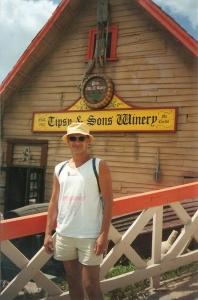 Manhã de 23 de Agosto de 2002, Gipsy and sons, Winery, Sweethaven Village, Triq Tal-Prajjet,Il, Mellieħa, Malta.
